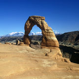 Delicate Arch, Utah Stock Photos