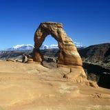 Delicate Arch, Utah Stock Photos
