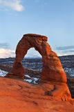 Delicate Arch, Utah Stock Photo