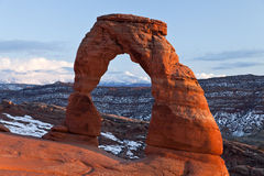 Delicate Arch, Utah Stock Images
