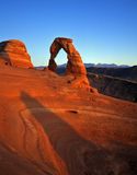 Delicate Arch (V) Stock Photography