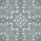 Delicate colored handkerchief Stock Image