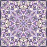 Delicate colored handkerchief Stock Photos