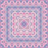 Delicate colored handkerchief Royalty Free Stock Photos