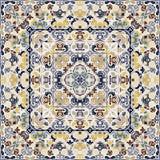 Delicate colored handkerchief Stock Photography
