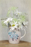 Queen Anne Lace and daisy bouquet