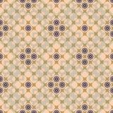 Delicate elegant floral seamless pattern Stock Photos