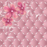 Delicate fantasy vector backgrounds Royalty Free Stock Photography