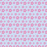 Delicate floral seamless pattern. Small flowers. stock images