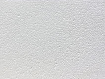 delicate foam polystyrene texture Στοκ Φωτογραφίες