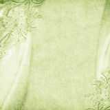 Delicate green background Stock Photo