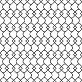 Delicate monochrome seamless pattern - variation 1 Royalty Free Stock Photography