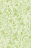 Delicate pale floral pattern Stock Photos