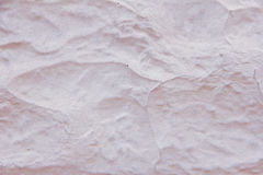 Delicate pastel background concrete texture in pink Royalty Free Stock Photos