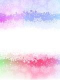 Delicate, pink background with pastel. EPS 8. Delicate, pink background with pastel christmas template. EPS 8  file included Royalty Free Stock Image