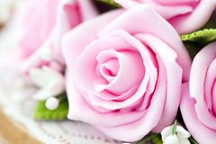 Soap Roses Royalty Free Stock Photos