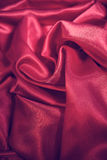 Delicate pink satin Royalty Free Stock Photos