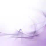 Delicate purple and white graphic background Stock Images