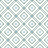 Delicate romb geometric background pattern green white grey Royalty Free Stock Images