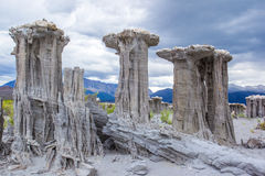 Delicate Sand Tufa Royalty Free Stock Photography