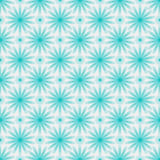 Delicate seamless background with flowers. Vector illustration. Royalty Free Stock Photos