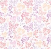 Delicate seamless pattern. Stock Images