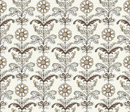 Delicate seamless pattern. Royalty Free Stock Photography