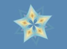 Delicate Star Stock Image