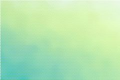 Delicate turquoise light green dotted background vector illustration