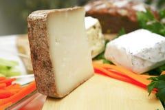 Delicatessen cheeses Royalty Free Stock Photos
