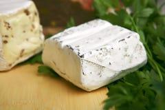 Delicatessen cheeses Stock Image