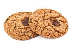 2 delicioous печенья Стоковая Фотография RF
