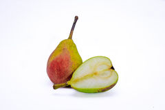 Delicious appetizing ripe pear Stock Photo