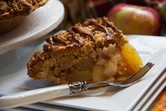 Delicious apple pie Royalty Free Stock Photo