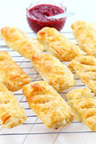 Delicious apple turnovers Royalty Free Stock Image