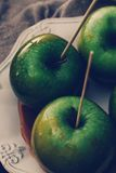 Delicious apples Stock Photo