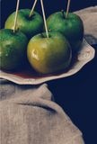 Delicious apples Stock Image