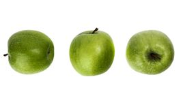 Delicious apples Royalty Free Stock Image