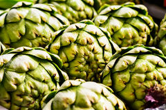 Delicious Artichokes Royalty Free Stock Images