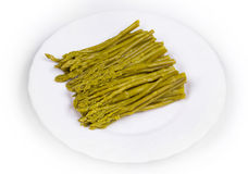Delicious asparagus Royalty Free Stock Image
