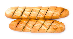 Delicious Baguette Royalty Free Stock Photos