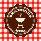 Delicious barbecue Royalty Free Stock Photos