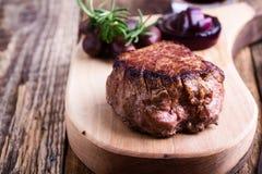 Free Delicious Beef Filet Mignon Stock Photography - 102341942