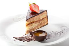 Delicious Biscuit Dessert Royalty Free Stock Image