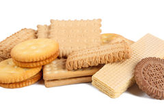 Delicious biscuits Royalty Free Stock Image