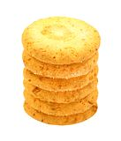 Delicious biscuits Royalty Free Stock Photography