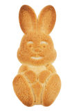 Delicious biscuits in the shape of a hare Royalty Free Stock Photos