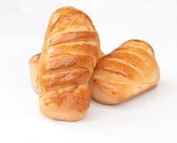 Delicious  bread. Stock Images