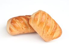Delicious  bread. Royalty Free Stock Image
