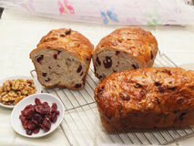 Delicious Bread Royalty Free Stock Photography